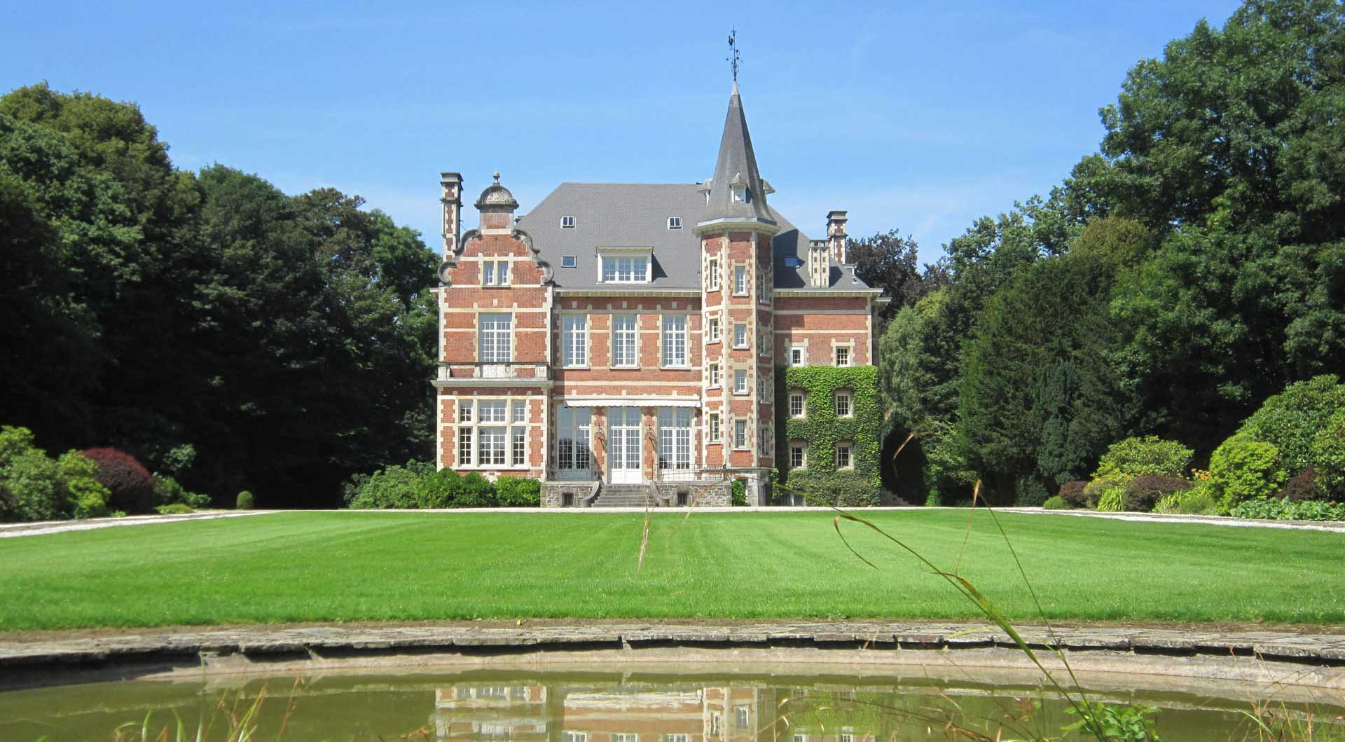 Kasteel Terblock, Wedding ceremony & party castle, Belgium