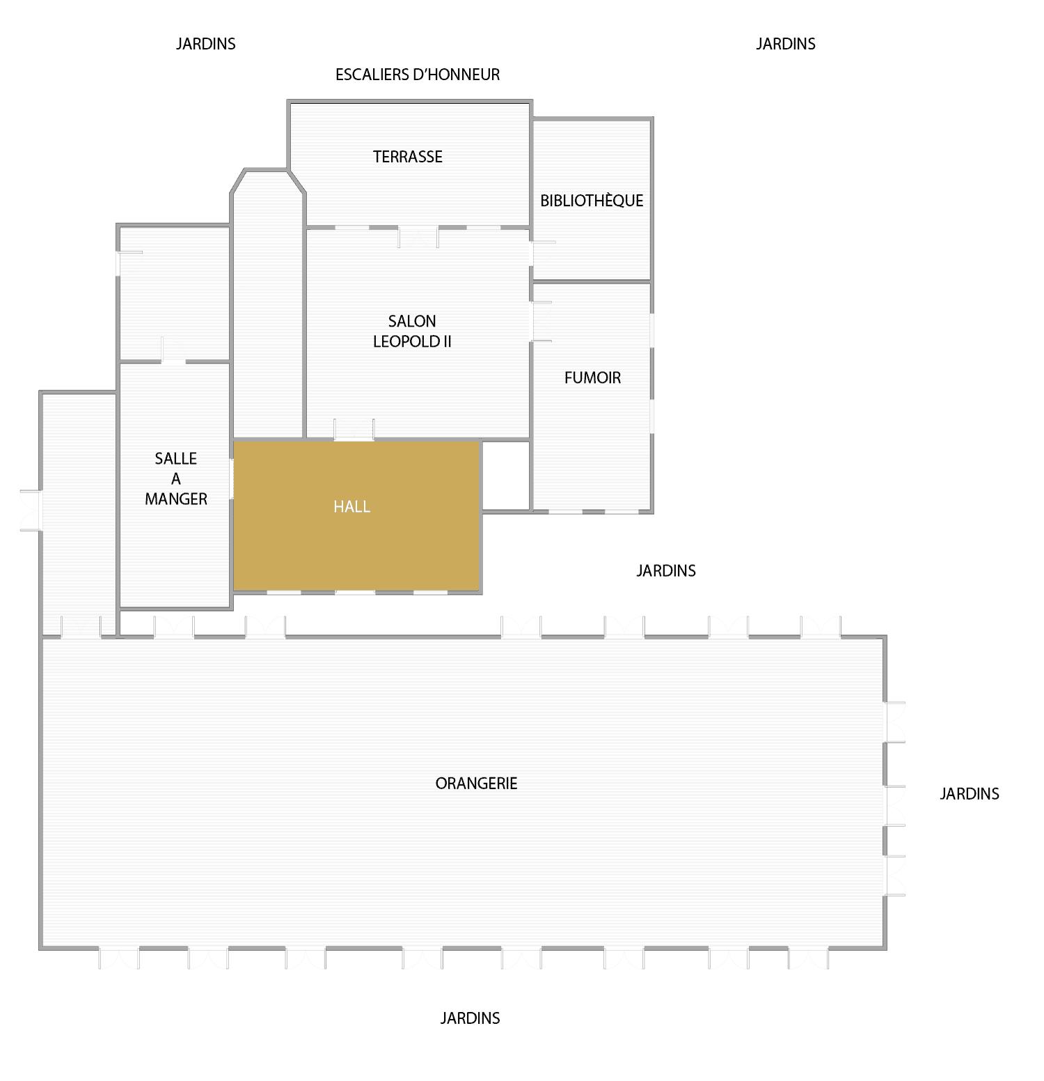 Terblock hall