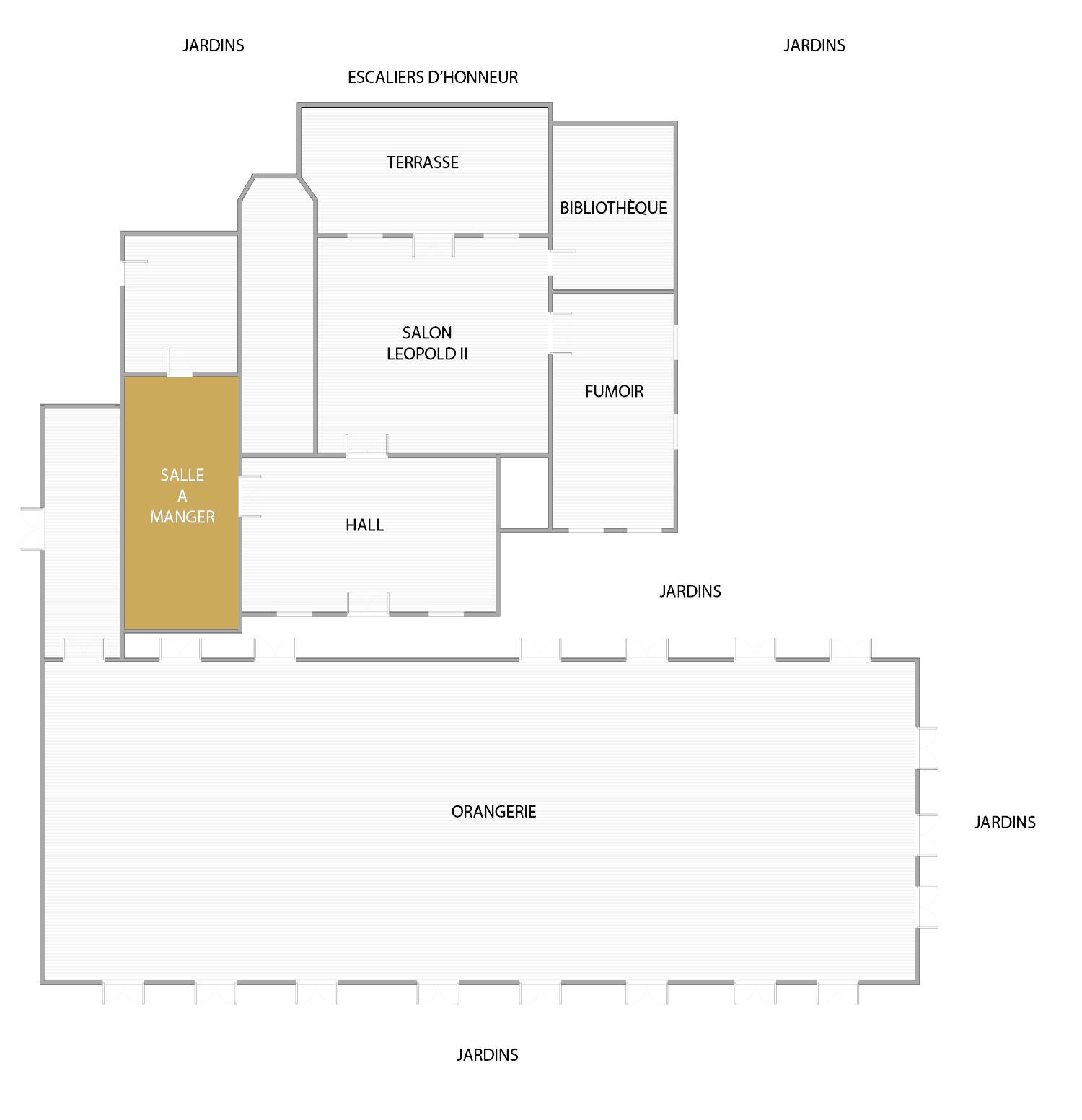 Terblock Salle à Manger