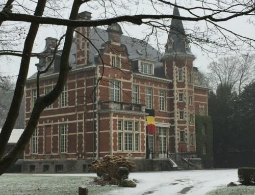 Mariage sous la neige avec 800 convives