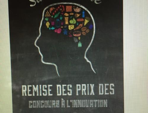 Remise des prix des concours à l'innovation – FEVIA